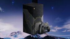 (PRE-SALE ) Microsoft Xbox Series X Console Halo Infinite Limited Edition 11/15
