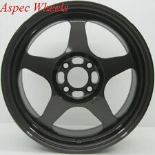16 ROTA SLIPSTREAM RIM 4X100 CIVIC CRX MIATA FIT WHEELS