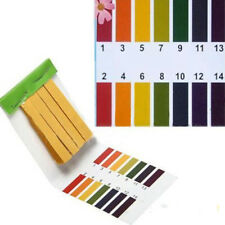 160 Strips Full Range pH Test Paper Water Litmus Testing Kit -Alkaline Acid 1-14