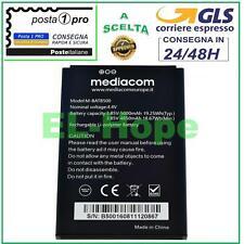 BATTERIA ORIGINALE MEDIACOM M-BATB500 PHONEPAD DUO B500 M-PPAB500 5000 mAh 4.4V