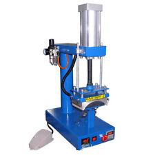 Casquette Chaleur Presse Pneumatique Automatique Machine 9.5 x 15cm Sublimation