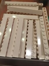 LEGO Lot Of 20 New White Bricks Beams Creator Friends