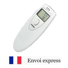 Ethylotest électronique - affichage LCD, alcotest digital -0 à 1.9g /L