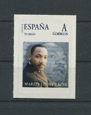 SPAIN CUSTOM STAMP MARTIN LUTHER KING - ONLY 15 MNH !! h1720