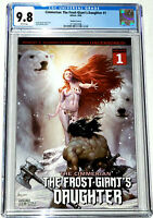 Cimmerian The Frost Giants Daughter #1 Jay Anacleto Variant CGC 9.8 Ablaze 2020