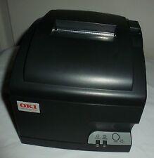 Okidata Model Okipos 441 Dot Matrix Pos Receipt Journal Printer  - Serial Port