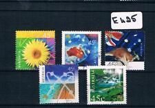 2000 Australia Nature and Natio 5 Values Fine Used    E425