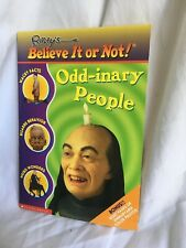 Odd-inary People (Ripley's Believe It Or Not) by Mary Packard