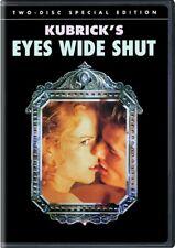 Eyes Wide Shut New Dvd 2 Disc Special Edition Nicole Kidman Tom Cruise