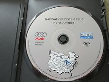 05 06 07   AUDI A3 A4 RS4 S4 NAVIGATION AND-A0501  DVD NORTH AMERICA CANADA OEM