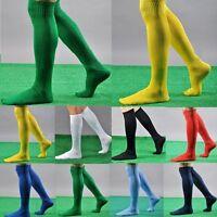 Fußball Stutzen Stutzenstrumpf Socken Strümpfe Stutzenstrümpfe Elastisch Lang 8F