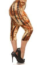 Women's Plus Size Capri Leggings Super Soft Comfy 1X 2X High Quality