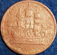 Ships Colonies & Commerce Token   ID #A10-61