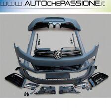 Kit Paraurti Golf 6 versione R20 dal 2008>2012 ABS completo bodykit gti gtd