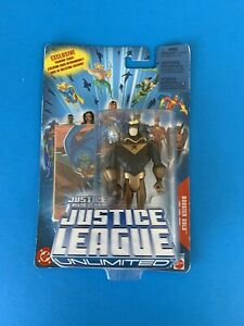 DC Justice League Unlimited - Booster Gold New Cib