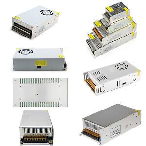 DC5V 12V 24V 36V 48V 60V Switch Power Supply Driver For LED Strip AC 110V-220V
