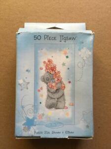 ~ ME TO YOU ~Tatty Teddy ~ Flowers ~ 50 Piece Jigsaw Puzzle ~ NEW ~