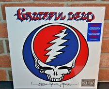 GRATEFUL DEAD - Steal Your Face, Ltd Import Remstrd 2LP BLACK VINYL New & Sealed
