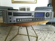TASCAM DV-RA1000 HD Audio Master Recorder with Remote, Manual, and DVD Discs