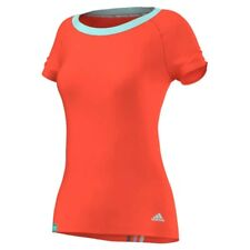 Adidas AW14 Womens AKTIV Short Sleeve T-Shirt XS 4-6
