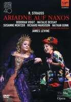 Natalie Dessay / James Levine/ De - Richard Strauss: Ariadne Auf Nuevo DVD