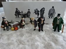"Set Of 3! Dept 56 Heritage Village ""Oliver Twist""! #5554-9 - New Orig Box"