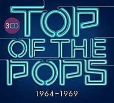 TOP OF THE POPS 1964-1969 3 CD SET - VARIOUS ARTISTS (September 2nd 2016)