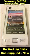 Samsung S-5260 Dummy Toy Mobile Phone Shop Display Handset New #H21