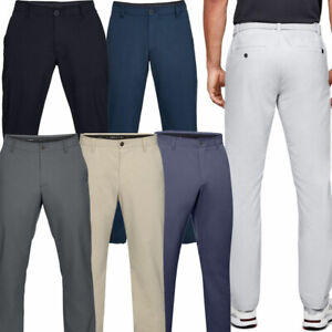 Under Armour Mens EU Performance Taper Soft Stretch Golf Trousers / NEW 2021