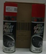 2 x FORD COLORADO RED  (215) -  HOLTS SPRAY PAINT