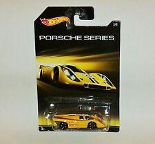 HotWheels Diecast  PORSCHE SERIES - PORSCHE 917K  #28 - NEW - Sealed