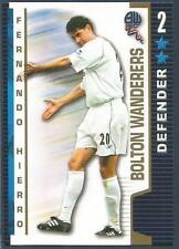 SHOOT OUT 2004-2005-BOLTON WANDERERS-SPAIN-FERNANDO HIERRO