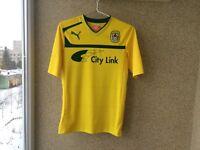 Coventry Away football shirt 2012/2013 Jersey S Puma Soccer Camiseta England