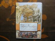 DVD LA ROME ANTIQUE - L'HERITAGE DE L'EMPIRE / NEUF SOUS BLISTER