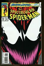 SPECTACULAR SPIDER-MAN #203 NM 9.4 MAXIMUM CARNAGE PART 13 1993 MARVEL COMICS
