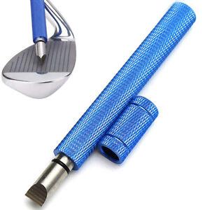 Groove Edge Iron Wedge Club Sharpener Regrooving Cleaner Cleaning Tool Knife BG