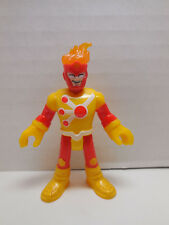 Imaginext DC Super Friends Series 3 Firestorm #93 Figure Factory Sealed New