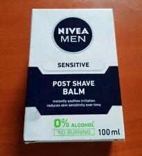 NIVEA MEN POST SHAVE BALM SENSITIVE 100ML NEW