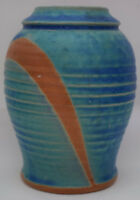 Design Studiokeramik Vase Studiopottery artpottery Vintage midcentury Ceramic