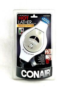 Conair Compact Hot Lather Cap HLM5CS  Sealed Dual Voltage Travel Regular Size
