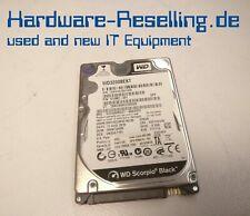 """HP 320GB 2.5"""" 7,2k SATA HDD WD3200BEKT-60KA9T0 614982-001 596416-001"""