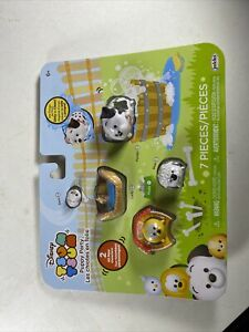 Disney TSUM TSUM Puppy Party Pongo Lady Pluto Max Zero Dogs NEW 2 New Characters