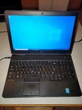 Dell Latitude E5540 15.6 inch (250 GB, Intel Core i5 4th Gen., 1.90GHz, 8GB) Not