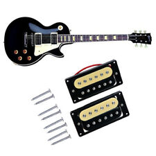 1Pair Double Coil Humbucker Electric Guitar Pickups Neck and Bridge Pickup Set