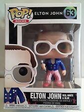 Funko Pop Rocks Elton John New 63