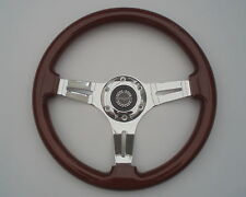 TRIUMPH VITESSE/HERALD SLOTTED WOODEN SPORTS WHEEL & BOSS