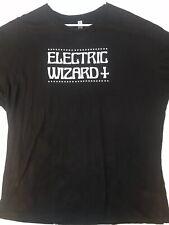 Electric Wizard 2019 Tour Tshirt - Size 2Xl