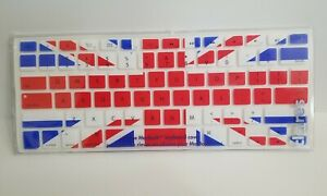 British Flag Keyboard Cover for MacBook/Air 13/Pro (2008+) New from Claire's