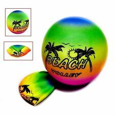 Summer Beach Ball Inflatable Pool Swim Rubber Beach Volleyball Football Beach_UK