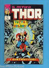SUPER EROI - IL MITICO THOR - CORNO -N.30- 23 MAGGIO 1972 - NON DI RESA
